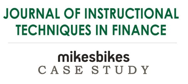 Title image for JITF Case Study on MikesBikes