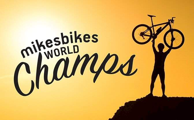 MikesBikes World Champs