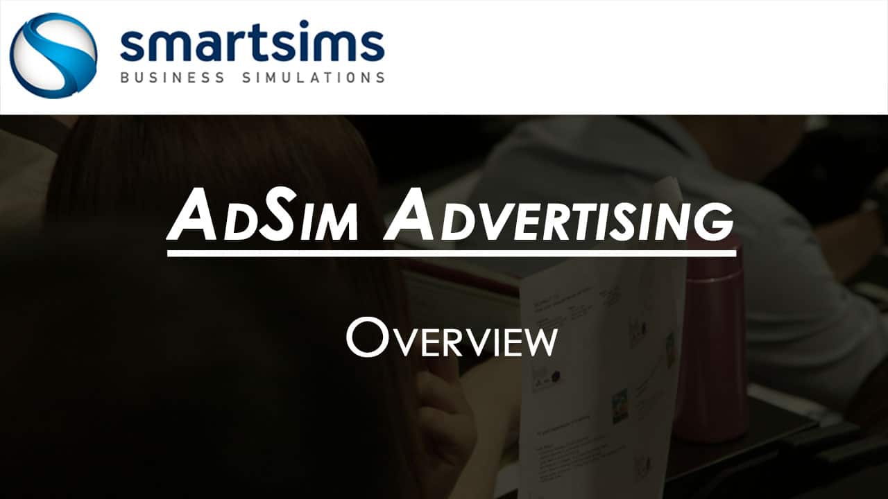 AdSim Advertising Overview