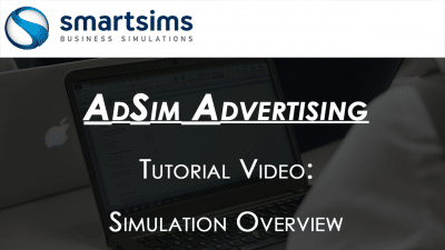 AdSim Advertising Simulation Tutorial Video