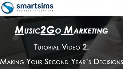 Music2Go Marketing Simulation Tutorial Video 2