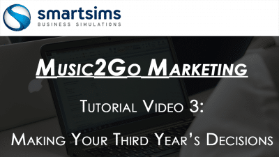 Music2Go Marketing Simulation Tutorial Video 3