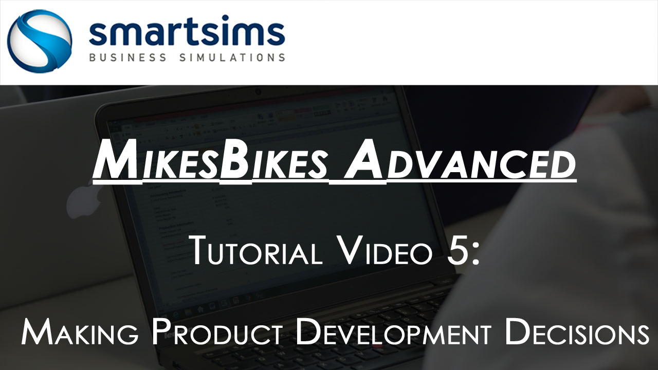 Product Development R&D in MikesBikes Advanced