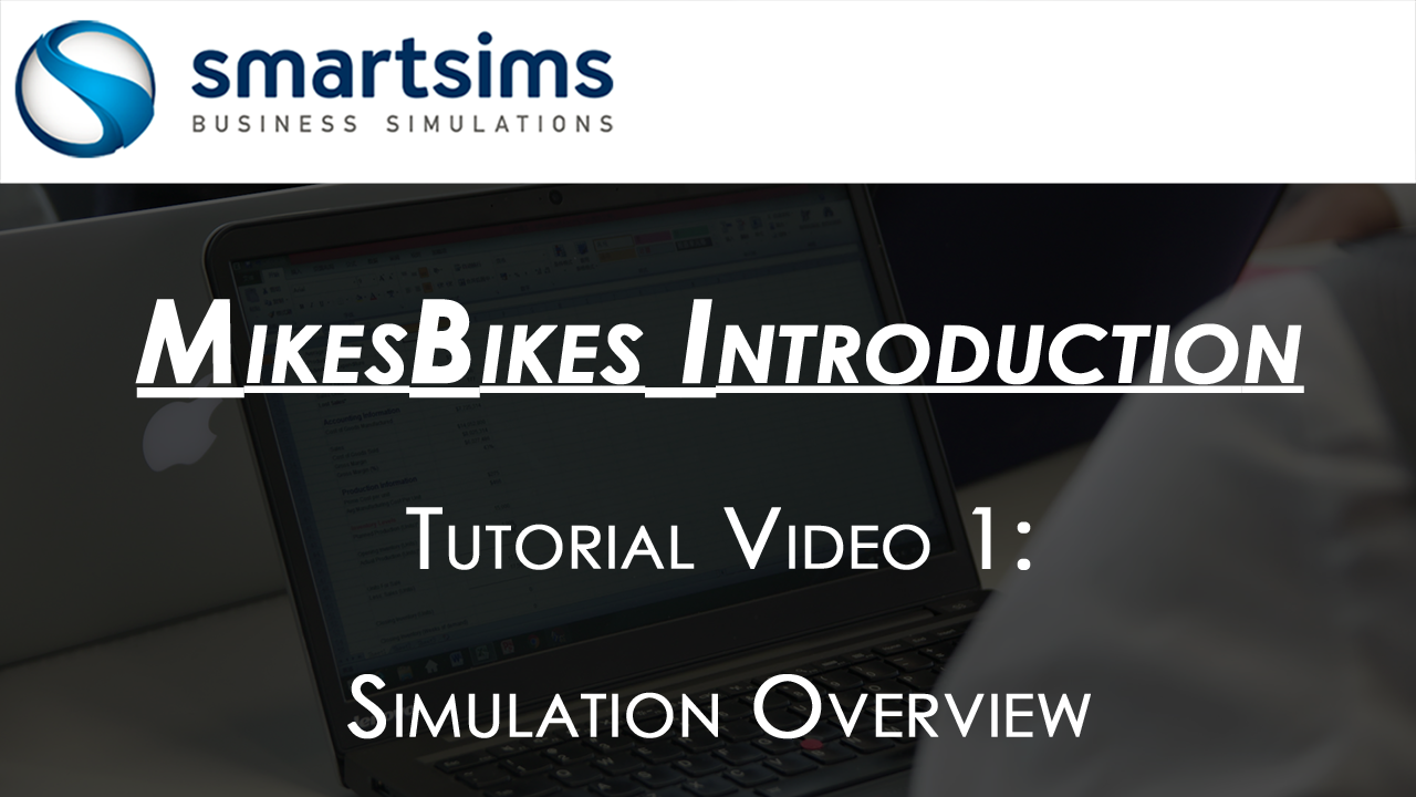 MikesBikes Intro Simulation Overview