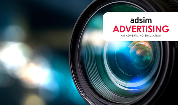 Principles of Advertising Simulation - AdSim Advertising