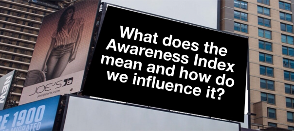 Awareness Index in MikesBikes