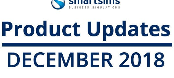 Product Update in December from Smartsims