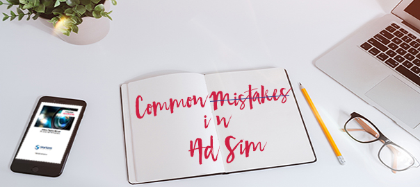Common Mistakes in AdSim Article