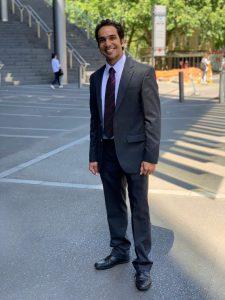 Sajjad Arastu from University of Auckland
