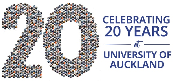20 Years of MikesBikes Advanced at University of Auckland