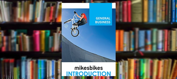 "MIKESBIKES BUSINESS SIMULATION IN ""RETHINKING UNDERGRADUATE BUSINESS EDUCATION"""