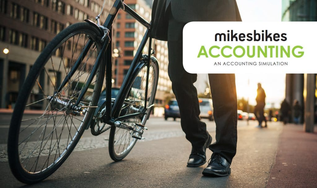 MikesBikes Accounting Tutorial Video
