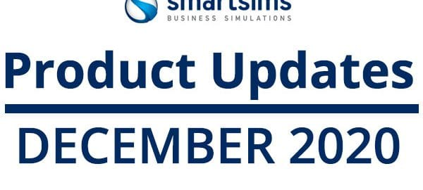 2020 December Product Updates by Smartsims